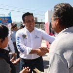 Más de 51 mil beneficiados en 100 jornadas de Alcalde en tu Calle