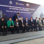 Inaugura Gobernador aduanas en los penales