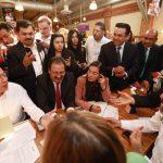 Alcaldes logran compromiso de Diputados Federales para recuperar recursos para la seguridad de los municipios: Luis Nava