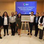 Acude Luis Nava a la certificación del Tepe como Mercado Saludable