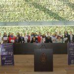 Mujeres viven la experiencia del Congreso invitadas por Connie Herrera