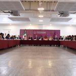 Rectora participa en foro sobre compromisos para la cultura de la paz