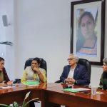 Muestra UAQ proyecto de presupuestoa diputadas locales del PRI