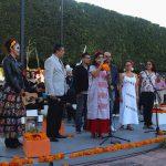 """Celebra UAQ """"La Muerte en Bellas Artes"""", en la Plazuela Mariano de las Casas"""