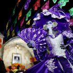 Se realiza con gran éxito el Desfile de Catrinas y Catrines