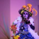 Marquesinos festejan el Día de Muertos