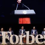 Forbes Industrial Summit 2019. Justicia con la ley y equidad con ingresos: Gobernador