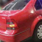 En Ciudad del Sol, hombre es detenido por conducir un automóvil robado