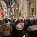 Celebran a la Virgen de Guadalupe en La Congregación