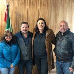 Presidenta  Municipal de Ezequiel Montes se reúne con el titular de la CONAGUA