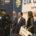 Trabajamos para tener a la mejor policía del país: Luis Nava