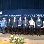 Gobernador reconoce a Policías Estatales