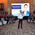 Concluye Mauricio Kuri actividades en torno a su primer informe como Senador