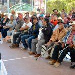 Entrega Alejandro Ugalde fondo de aseguramiento a ganaderos de San Joaquín