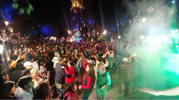 Saldo blanco durante Navidad en Querétaro
