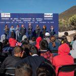 Arranca obra de construcción de escuela telesecundaria en El Marqués
