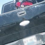Detenidos en Juriquilla a bordo de camioneta robada