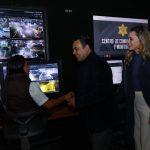 Acude Luis Nava al Centro de Comunicación y Monitoreo de la SSPM