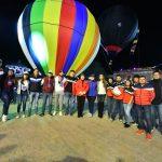Espectacular Fiesta en el Aire en Tequisquiapan