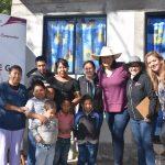 Presidenta de Ezequiel Montes hace entrega de obras por más de 4 mdp.