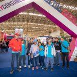 Visitan Feria Internacional de Querétaro escuelas e instituciones de asistencia privada