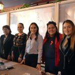PRI reconoce compromiso de género de María Alemán