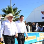 Gobernador y titular de SADER acuerdan apoyo para productores queretanos