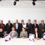 Entrega IEEQ iniciativas de reforma electoral a la Legislatura del Estado