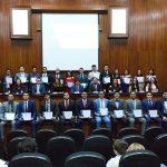 Troyanos de la UAQ recibenconstancias de egreso