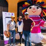 Celebra Querétaro Independiente presencia de Lele en CDMX