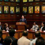 COSMOS referente a nivel internacional: Gobernador