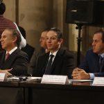 Gobernador llama a la corresponsabilidad para preservar la seguridad