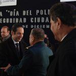 Labor de policías estatales mantiene fuerte a Querétaro: Gobernador