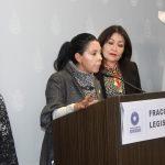Aplaude Connie Herrera proyecto de puente peatonal en La Pradera