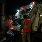 Implementa El Marqués recolección nocturna de basura
