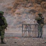 Protección Civil de El Marqués quema 400 kg de pirotecnia decomisada