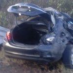 Muere conductor tras salir de camino en el junípero Serra