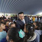 Entregan obras escolares de 6.3 mdp para beneficiar a más de 485 alumnos