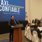 Gobierno apoyará a taxistas para que puedan comprar taxis híbridos