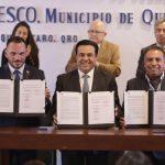 Querétaro será sede de la Cumbre Internacional de las Ciudades Patrimonio de la Humanidad