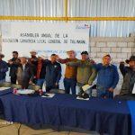 Reeligen a la Mesa Directiva de la AGALO en Tolimán