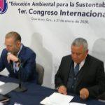 Anuncian Congreso Internacional de Educación Ambiental en Querétaro