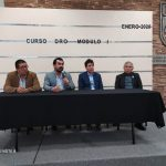 OFRECEN INGENIEROS COLABORACIÓN  CON MUNICIPIO PARA AGILIZAR TRÁMITES