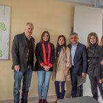 Entregan obras de mejora educativa en secundaria de Paseos del Marqués