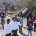 Atiende Connie Herrera a habitantes de San José el Alto