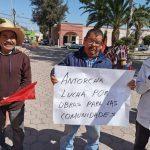 León Enrique es insensible a las necesidades del pueblo, acusa Antorcha