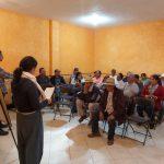 Acercamiento del IEEQ con 300 comunidades indígenas