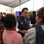 Supervisó Luis Nava obras de reencarpetado en Lomas de Querétaro