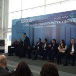 Gobernador entrega obras en la Universidad Politécnica de Santa Rosa Jáuregui