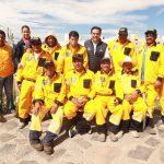 Luis Nava anuncia rehabilitación de 27 parques, camellones y puntos verdes
